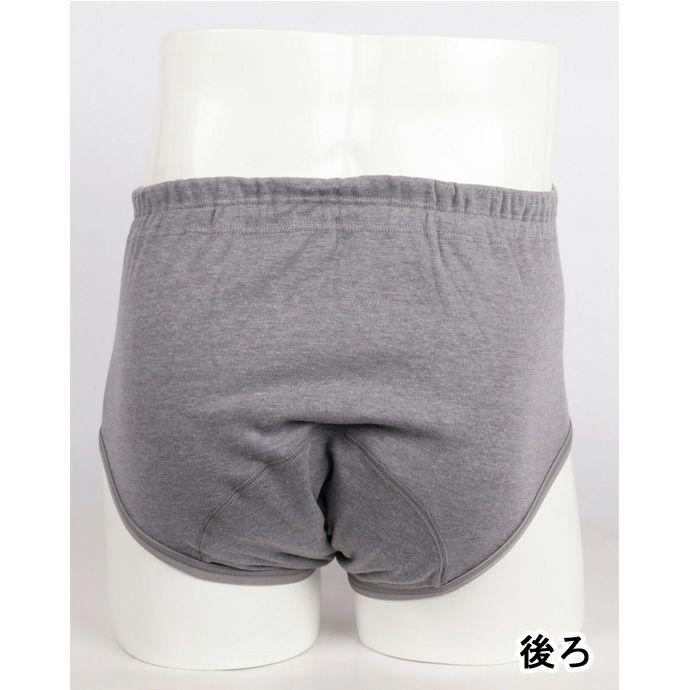 【日本エンゼル】【3188A】紳士ソフト吸収パンツ【ブリーフタイプ】【30cc】【S/M/L】